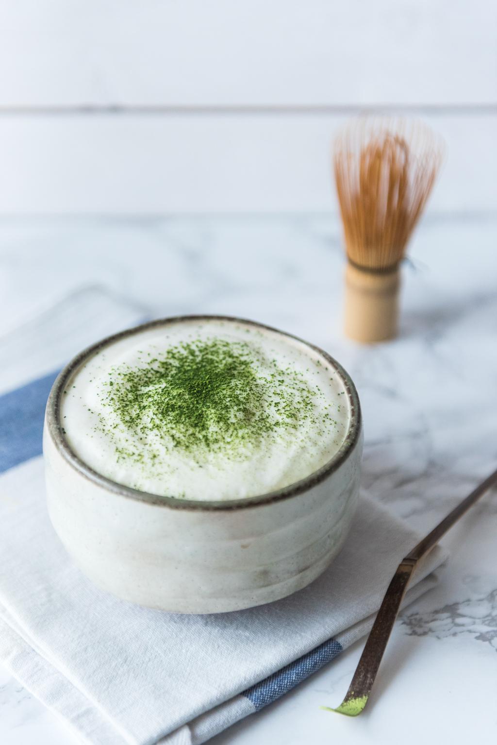 Matcha Latte Eat Vegan