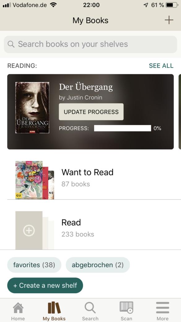 So behältst du den Überblick über deine Bücher